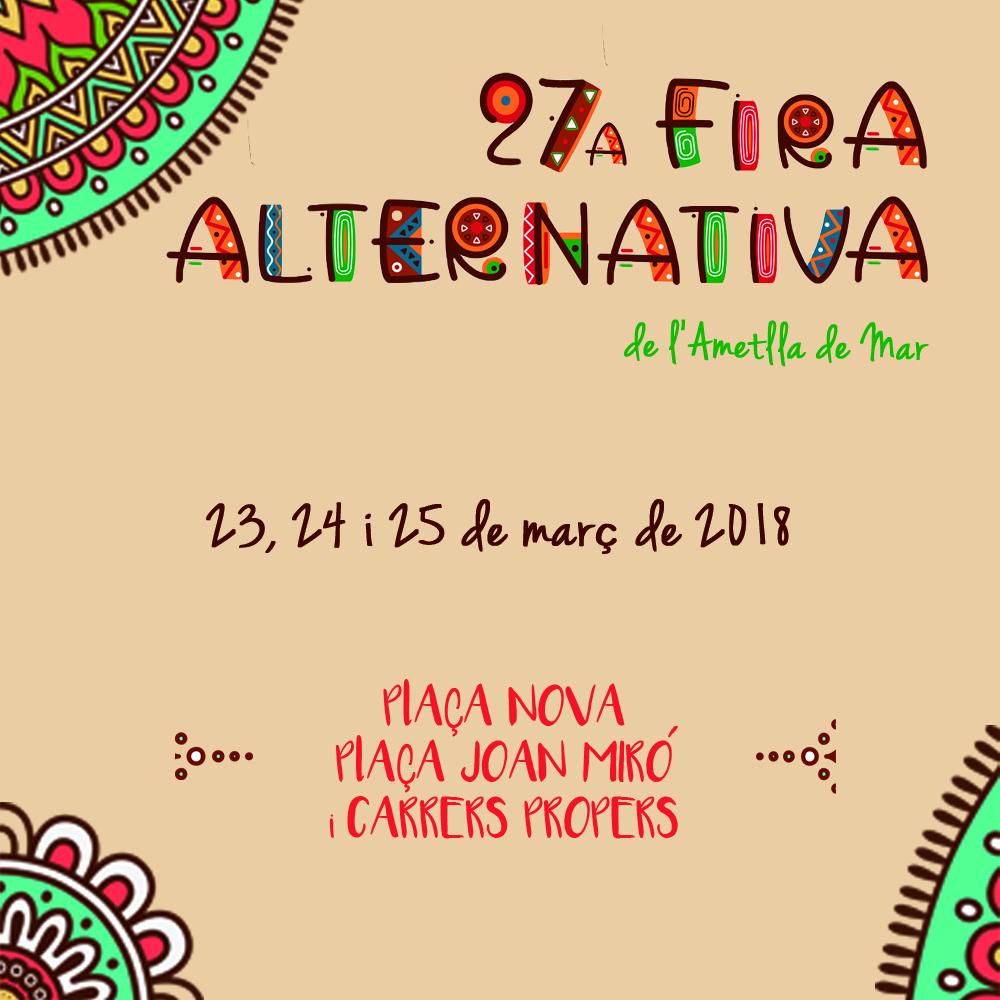 27a Fira Alternativa