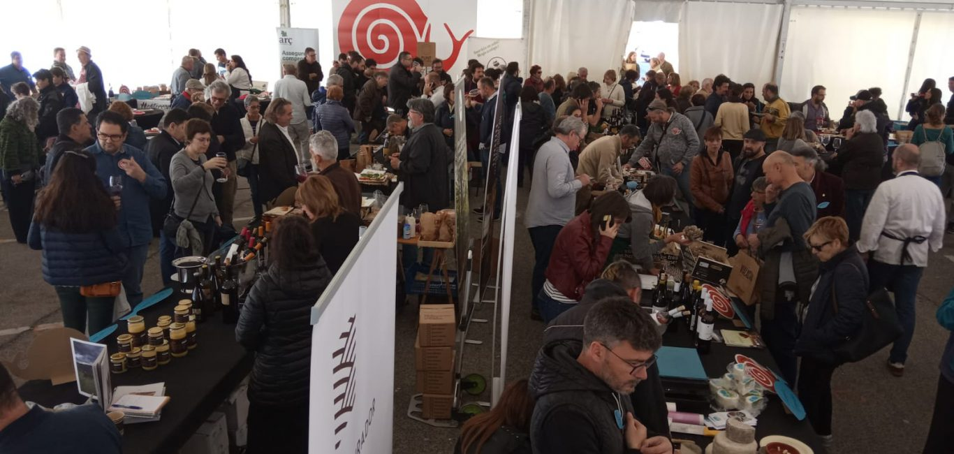 "L""Slow Food' arriba a La Cala"