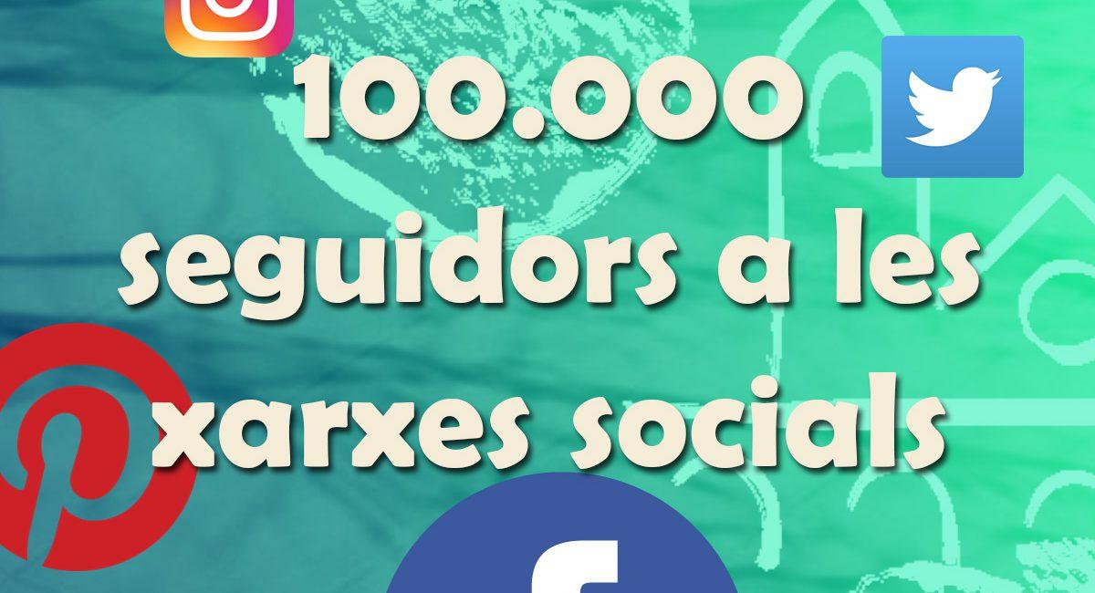 Turisme Ametlla de Mar arriba als 100.000 seguidors a les xarxes socials