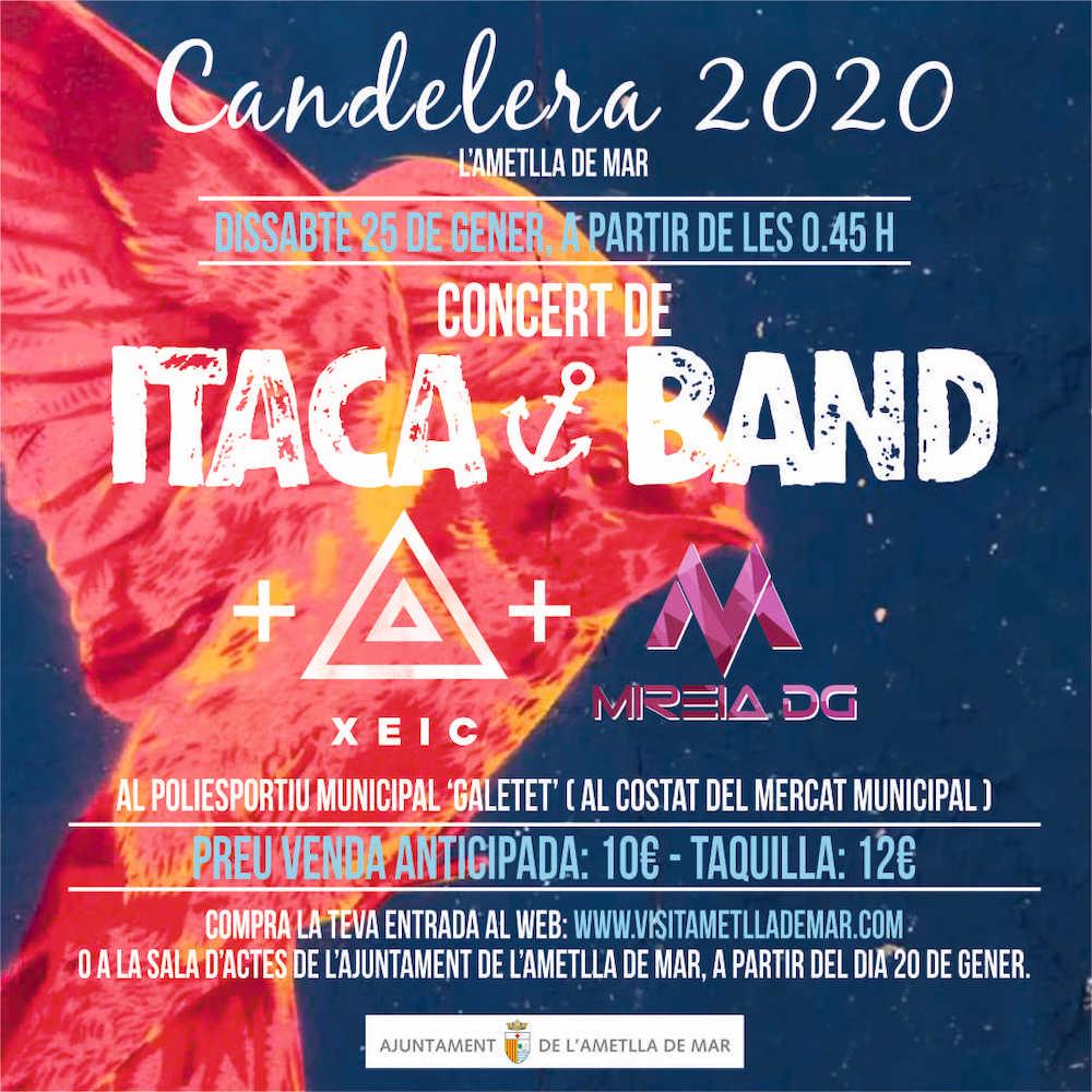 Concert Candelera 2020