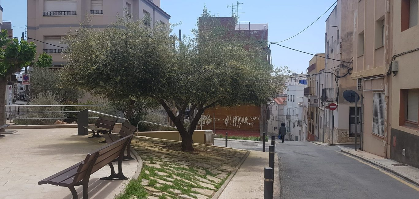 Els voltants de la plaça de l'Olivera lluiran una nova imatge
